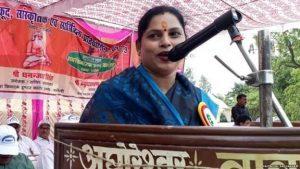 Bjp  Mla Sadhana Singh