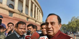 Subramanian-Swamy-